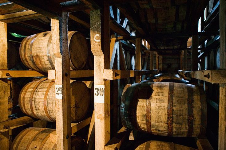 The Kentucky Bourbon Trail | 13 Places Where Southerners Don't Want You To Vacation