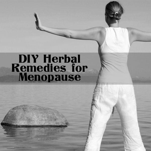 DIY Herbal Remedies for Menopause