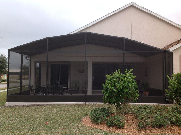 Patio, Lanai & Porch Screen Enclosures   Dulando Screen and Awning