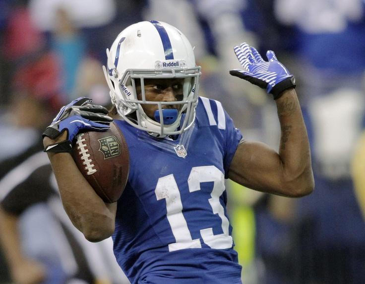 NFL.com Photos - Texans Colts Football - Vontae Davis, Andre Johnson