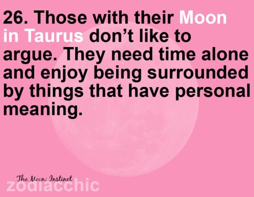 MOON IN TAURUS  #Zodiac #Astrology For related posts, please check out my FB page:  https://www.facebook.com/TheZodiacZone