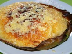 Waiting for Christmas season to taste this wonderful kakanin? Wait no more! Learn how to make your own bibingka. Typically eaten during the Christmas seaso | Panlasang Pinoy Recipes