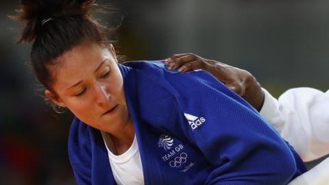 Sports news: World Judo Championships: GB's Natalie Powell wins...