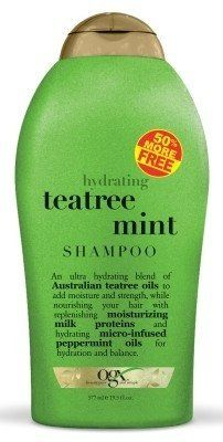 OGX Organix Shampoo Tea Tree Mint 195oz Bonus Hydrating >>> Read more reviews of the product by visiting the link on the image.Note:It is affiliate link to Amazon.