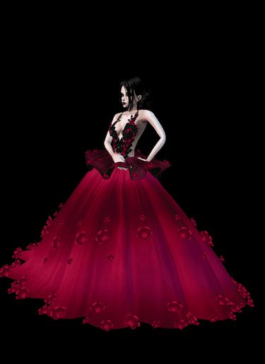 Ballroom Fairy (textured for IMVU)