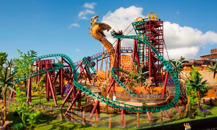 Cobra 39 s curse ride design released - Busch gardens rides height requirements ...