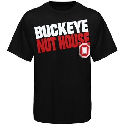 Ohio State Buckeye Nut House T-Shirt