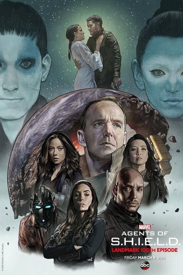 Agents of S.H.I.E.L.D. season 5 (2017)