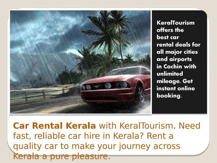 Book a Economy Car Rental from National Car Rental in Kerala