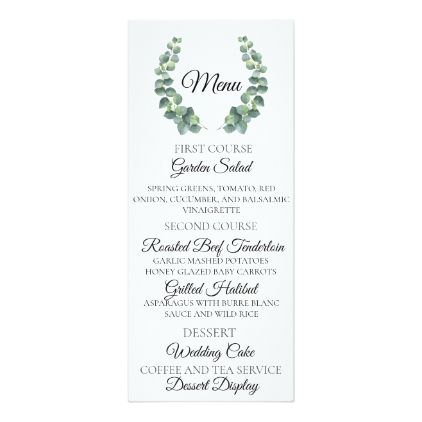 The 25+ best Diy menu cards ideas on Pinterest Diy wedding menu - Menu Word Template