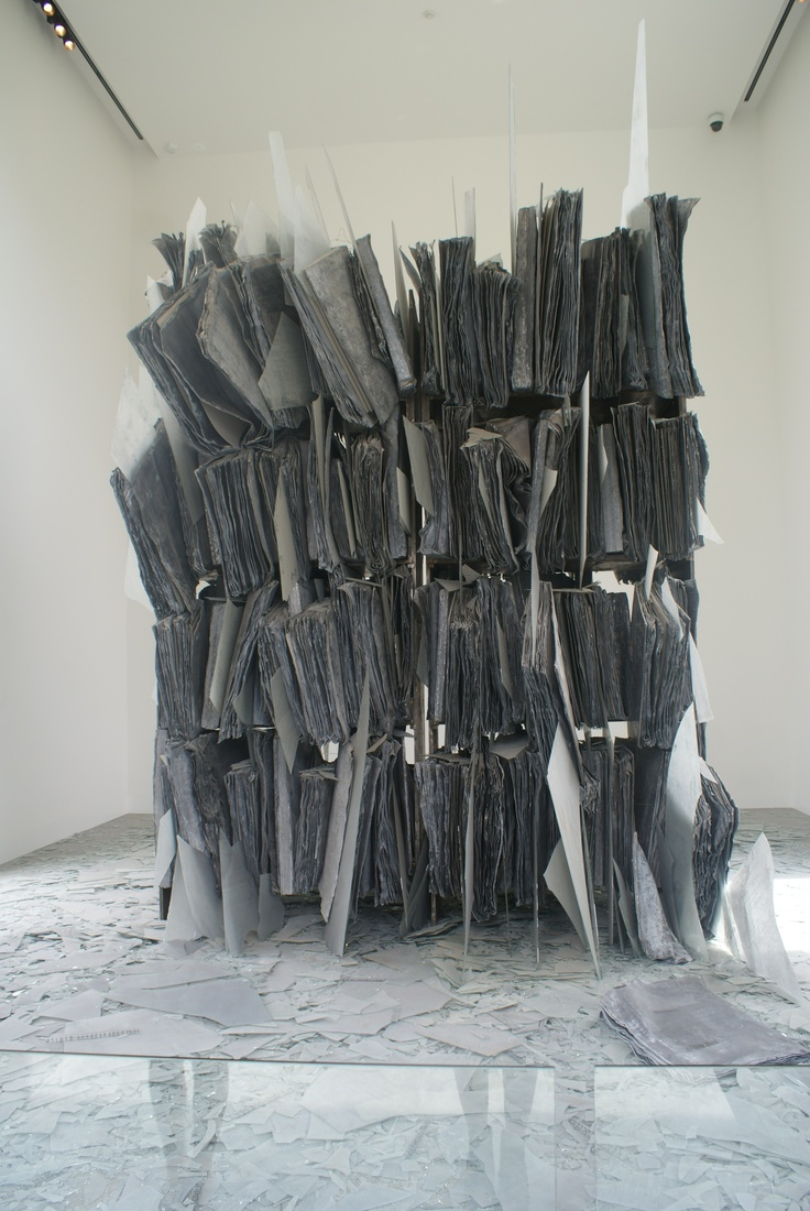 Sternenfall | Anselm Kiefer | MONA, Museum of Old and New Art | Hobart, Tasmania