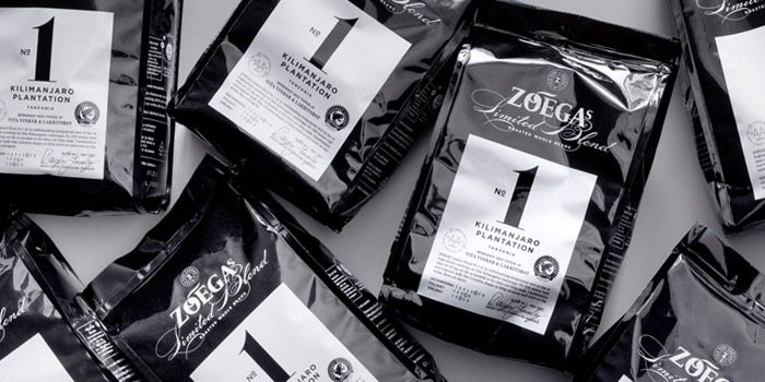.Ddb Design, Favorite Design, Awesome Packaging, Zoega Coffee, Packaging Design, Coffee Packaging, Blends Packaging, Awesome High End, 01 Packaging