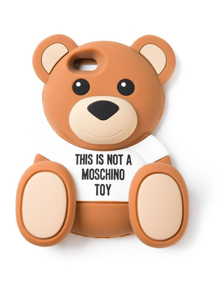 Moschino Capa Para Iphone 6 - Ffbr - Farfetch.com