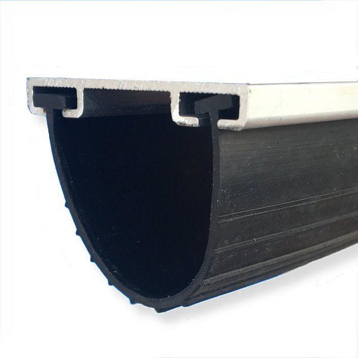 Garage Door Bottom Seal Kit, with aluminum retainer/replacement rubber/fastners