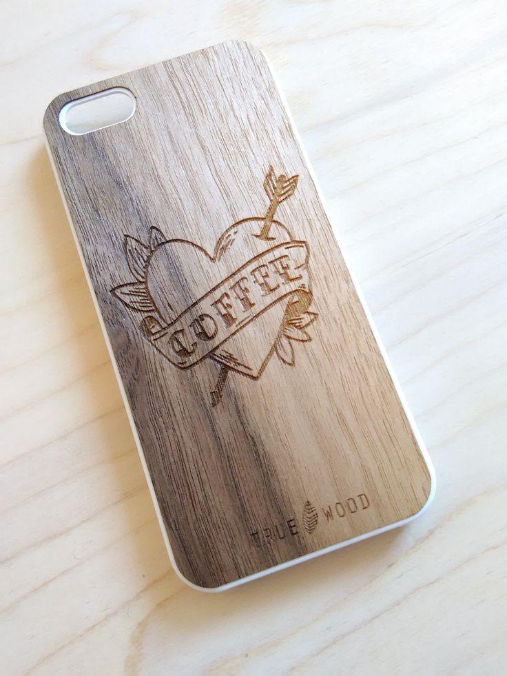 "iPhone 5S case ""COFFEE""  #woodenaccessories #iphone #iphonecases #woodencases #iphone5 #чехолдляiphone  Чехол для iPhone Coffee"