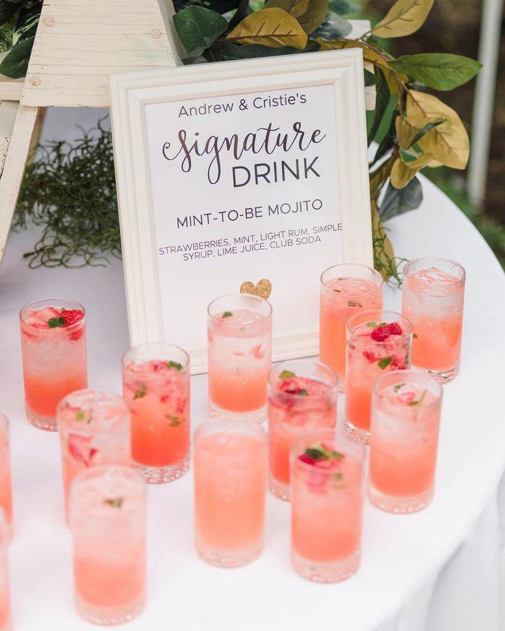 15 original ideas for the champagne reception