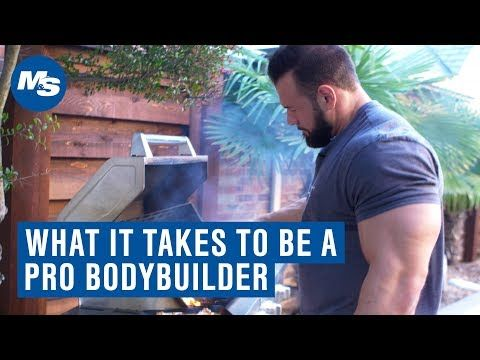 What It Takes To Be A Pro Bodybuilder | Return of the King Snake | Ep 2