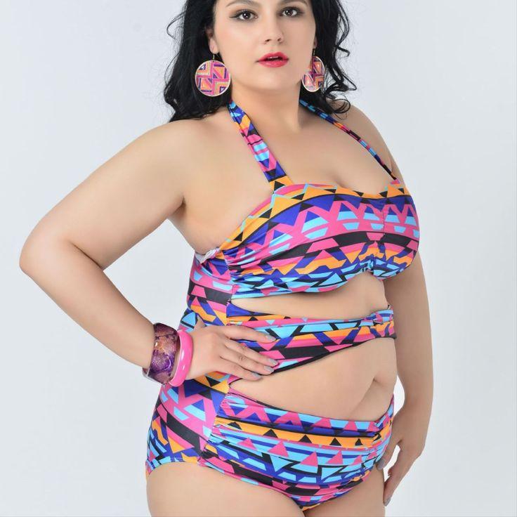 Populaire 15 best Plus Size Swimwear images on Pinterest | Bikini set, Cheap  JZ49