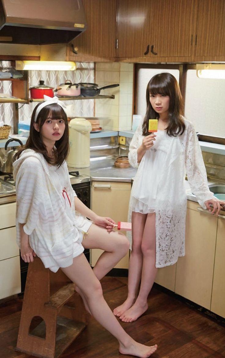 46PIC — Nanase Nishino × Kazumi Takayama × Asuka Saito ×...
