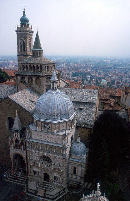 Basilica S Maria Maggiore di Bergamo