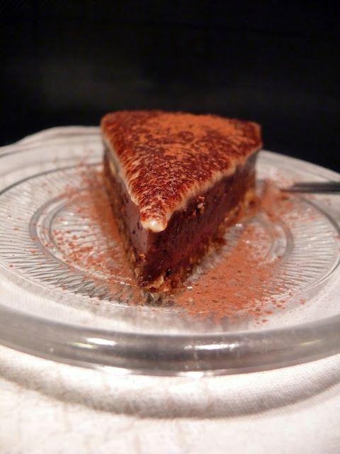 Vöröskaktusz diétázik: Nyers vegán csokitorta