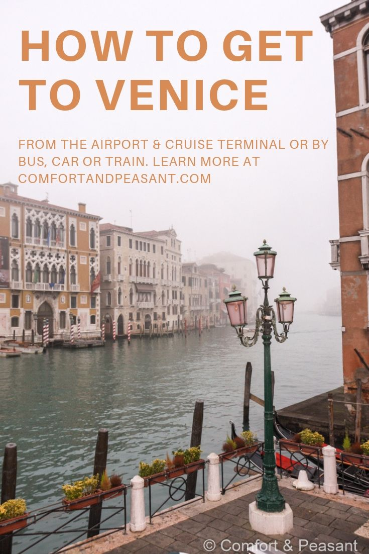 acbe13796389f359abb2520c25420e95 - How Do You Get To Venice From Treviso Airport