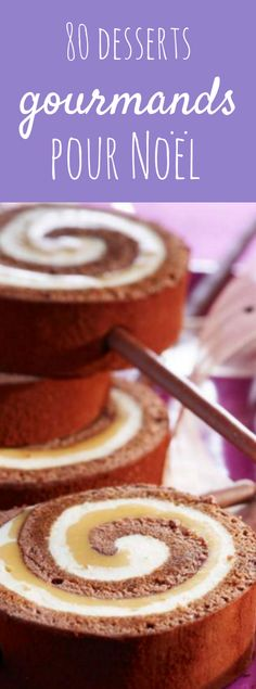 Desserts noel