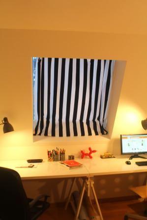 die besten 25 rollos f r dachfenster ideen auf pinterest. Black Bedroom Furniture Sets. Home Design Ideas