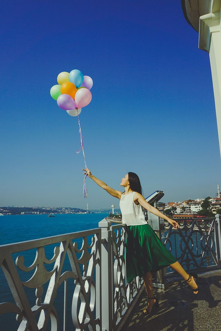 The Balloons - . . .
