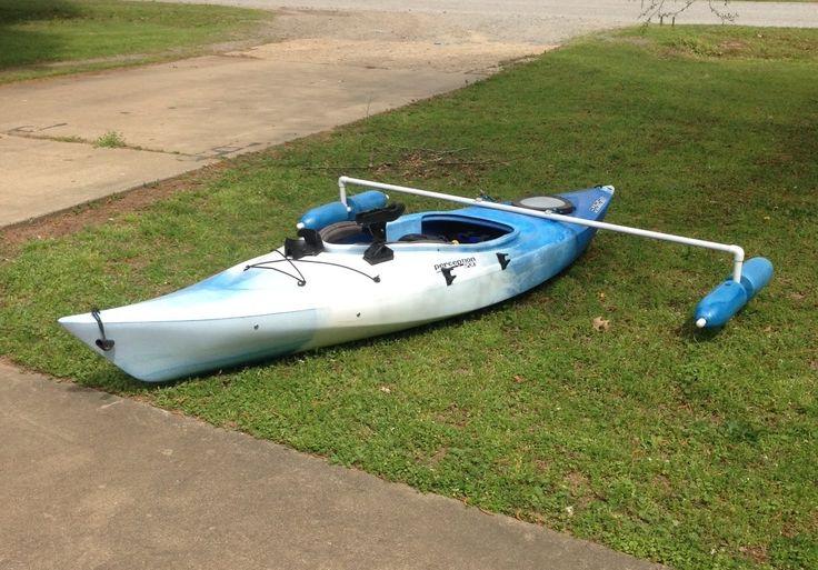 Best Kayak Stabilizers : Best kayak outriggers ideas on pinterest fishing