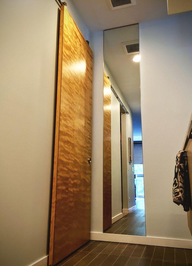 Custom Mirror Designed For A Bathroom In Chicago By UGA Glass Ultimateglassart
