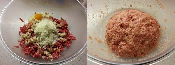 Polpettone con speck e scamorza-ricetta secondi di carne-golosofia