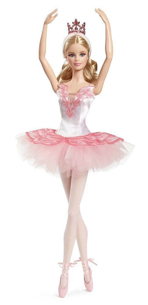 Barbie Collector Ballet Wishes Doll Toy Gift For Girls Kids Christmas Gift NEW #Barbie #DollswithClothingAccessories