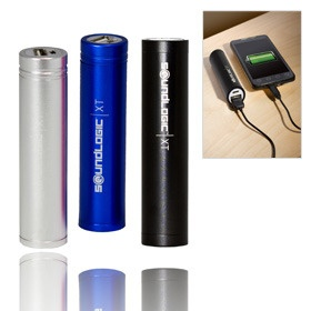 2600 mAh Cell Phone Battery Backup Emergency Power Source