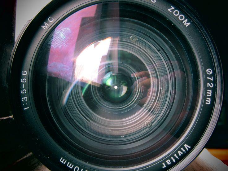 Lente de cámara Reflex minolta
