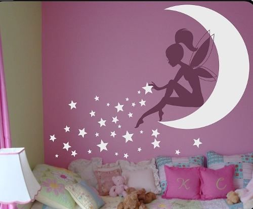 17 mejores ideas sobre murales adolescentes en pinterest for Vinilos para habitacion nina