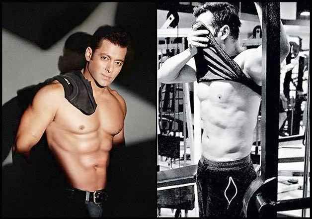Salman Khan Gym Workout Routine