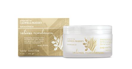 Caswell Massey Botanicals Vetiver & Cardamom Body Souffle — Giftwerks