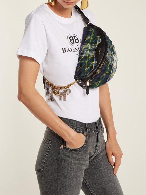 964047361e21 Balenciaga Souvenir XS belt bag