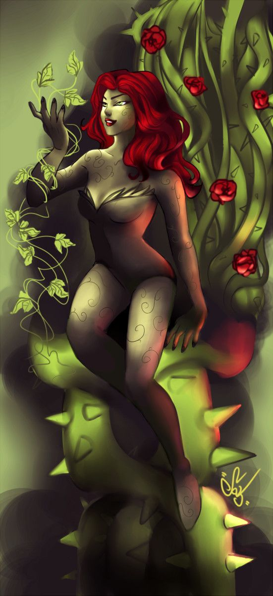 Poison Ivy -by Strega02 (me) lol