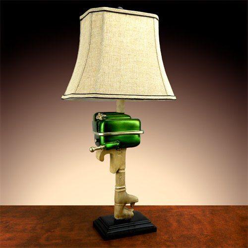 Outboard Motor Lamp Lamp Outboard Motors Outboard Boat Motors