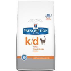 Hill's Prescription Diet Feline k/d Dry  8.5lbs $39.99