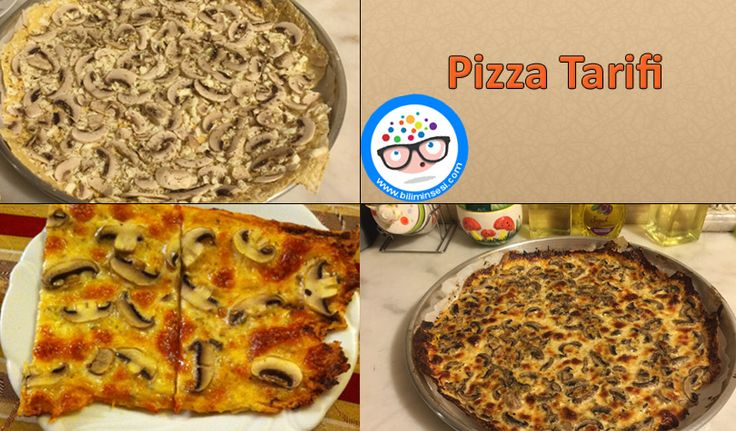 İnce Hamur Pizza Tarifi - https://www.biliminsesi.com/ince-hamur-pizza-tarifi/ - evde pizza yapımı, hızlı pizza tarifi, ince hamur pizza, ince hamurlu pizza tarifi, kolay pizza tarifi, lavaş pizza, lavaşla pizza yapımı, mantarlı pizza, pizza, pizza malzemeleri, pizza tarifi, pizza yapımı, pratik pizza tarifi - Tarlan