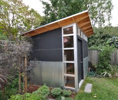 Storage Shed    http://www.studio-shed.com/products/storage-shed/#