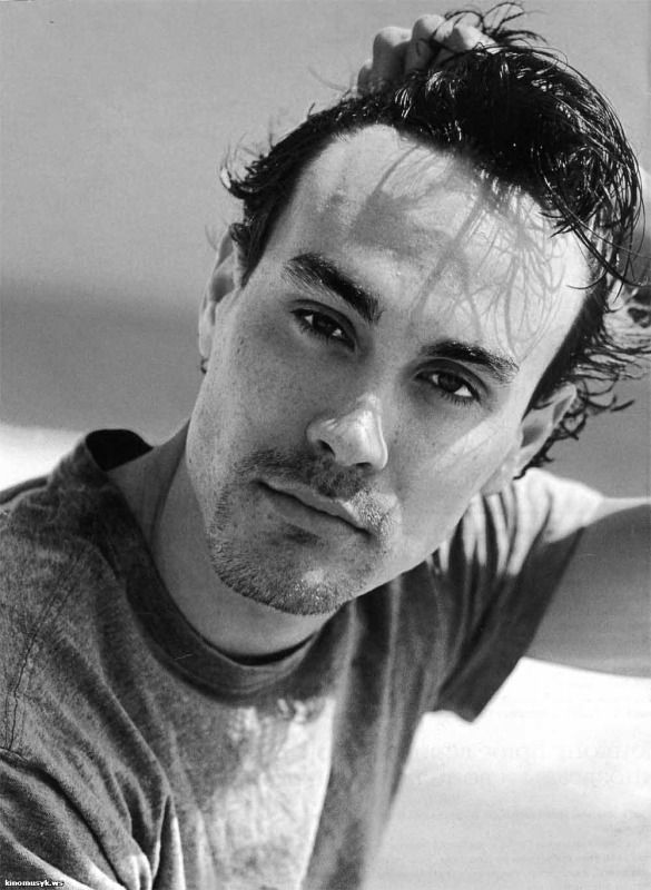 Brandon Lee 1965-1993. Died of a gunshot wound on March 31, 1993 after an accidental shooting on set of The Crow. Aged 28.