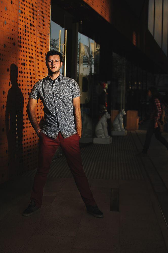 #Me #shirt #Chile #man #style