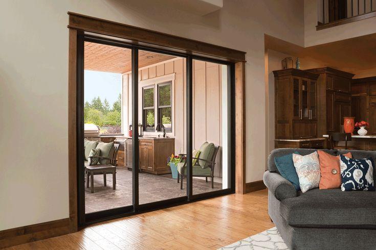 Best 25 sliding glass doors ideas on pinterest patio for Large sliding glass patio doors