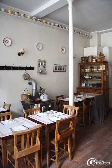 «Mamie Gâteaux» # 66 rue du Cherche-Midi, 75006 PARIS mimiemontmartre #pâtisserie #salon de thé #tea time #tearoom #bonneadresse #Paris #mimiemontmartre