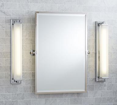 174 best bath sconces images on pinterest sconces candelabra alcott tube sconce aloadofball Choice Image