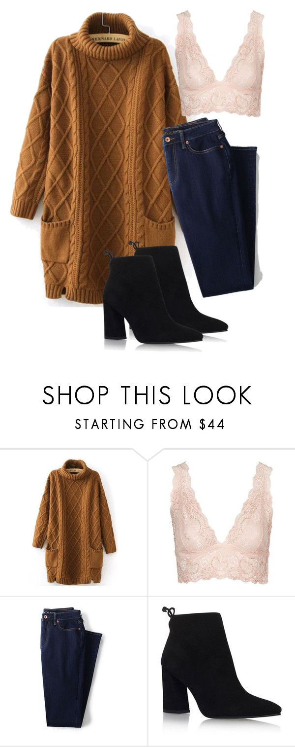 """Sin título #310"" by franciscagomezm on Polyvore featuring moda, Topshop, Lands' End y Stuart Weitzman"